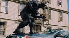 พังรถทิ้งเลย!! เวนอม รำคาญเสียงสัญญาณกันขโมย ในฉากที่ถูกตัดออกจากหนัง Venom