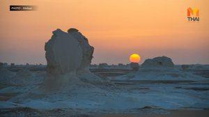 อียิปต์พบ 'แหล่งน้ำมัน-ก๊าซ' สามแห่งในทะเลทราย