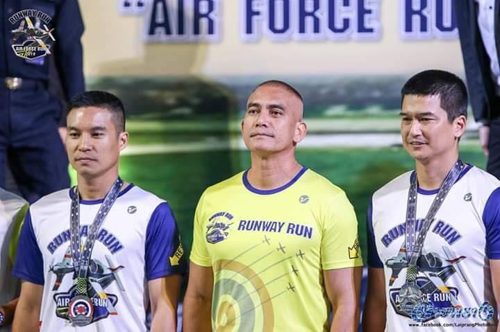 เรื่องราวดีๆแถลงข่าวจัดงานวิ่ง Air Force Run 2019 Runway Run