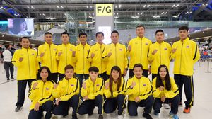 ตะกร้อ ชายหาดไทย จัดเต็ม บิดลัดฟ้าไปล่าแชมป์ ศึกชิงแชมป์เอเชีย ที่ จีน