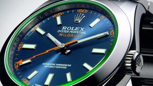 ROLEX MILGAUSS นาฬิกาที่พร้อมเผชิญกับสนามแม่เหล็กแรงสูง