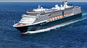 ทางการไทยสั่งห้าม เรือสำราญ Westerdam เทียบท่าที่แหลมฉบัง