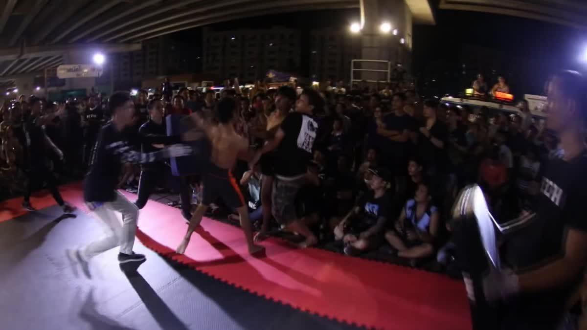 Fight Club Thailand ประชาชน ติ่ง x นัท คู่ที่ 96