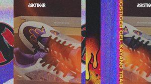 ASICSTIGER จับมือ Sneakerwolf เผยโฉมสนีกเกอร์ดีไซน์เท่ สะท้อนแนวคิดแห่งยุคเอโดะ