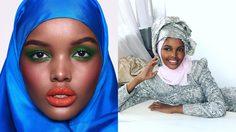 ฮาริม่า อาเดน นางแบบคลุมฮิญาบคนแรกของโลก ความฝันนี้เพื่อศาสนา