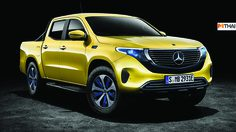 Mercedes-Benz EQC อาจส่งต่อแรงบันดาลใจสู่ A-Class และ X-Class ในอนาคต