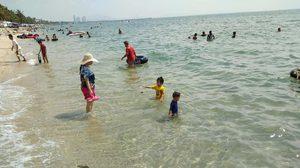 น้ำทะเลบางแสนใสมาแล้ว ชวนนักท่องเที่ยวแวะชม-สัมผัส ต.ค.-ก.พ. นี้