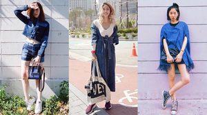3 ลุค มิกซ์แอนด์แมทช์ชุดยีนส์ ให้กลายเป็นลุคสวยเท่ โด่ดเด่นไม่ซ้ำใคร