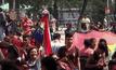 ประท้วงต้านการแต่งงานของคนเพศเดียวกันในเม็กซิโก