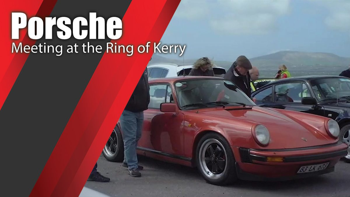 Porsche - Meeting at the Ring of Kerry