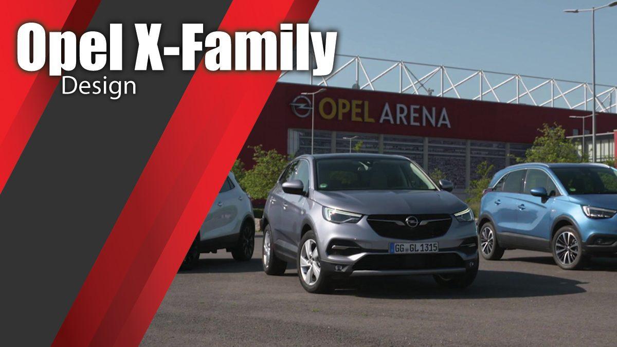 Opel X-Family Design