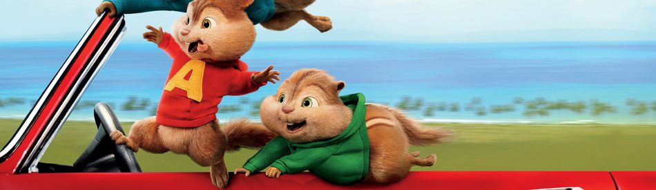 Alvin and the Chipmunks: The Road Chip แอลวินกับสหายชิพมังค์จอมซน 4