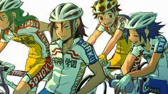 Yowamushi Pedal งาน Cycle Mode International 2013