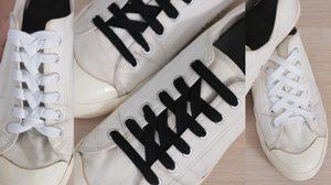 เทคนิคผูกเชือกรองเท้า