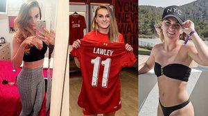 ส่องไอจี Melissa Lawley กองหน้าใหม่ Liverpool ทีมหญิง น่ารักสดใสชวนติดตาม