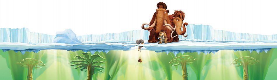 Ice Age: Dawn of the Dinosaurs ไอซ์ เอจ 3 เจาะยุคน้ำแข็งมหัศจรรย์: จ๊ะเอ๋ไดโนเสาร์