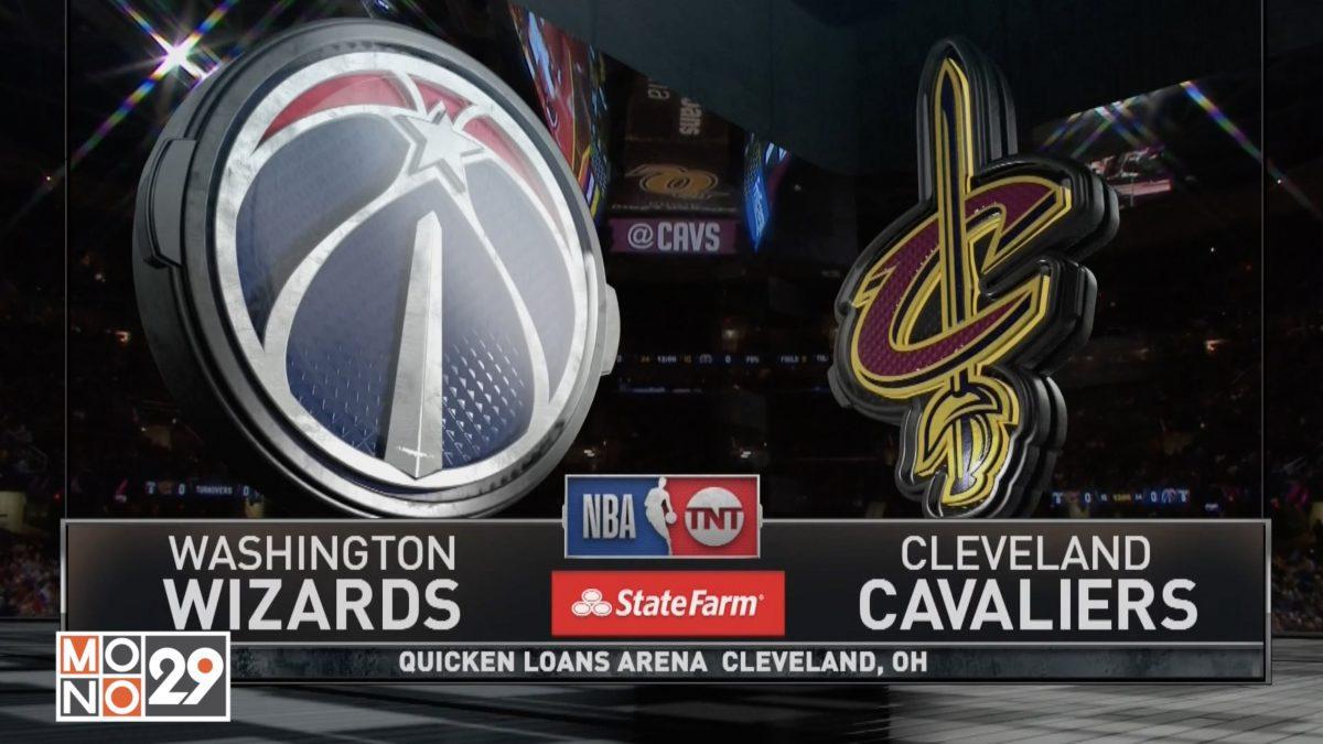 Highlight  Washington Wizards VS Cleveland Cavaliers