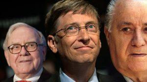 เปิด 8 มหาเศรษฐีโลก ครองสินทรัพย์เท่าคนจนครึ่งโลก