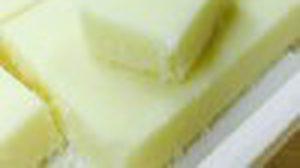 วิธีทำ White Chocolate Nama (ไวท์ช็อกโกแลต)