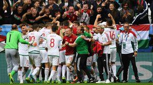 ผลบอล : กำเนิดม้ามืด! ฮังการี ฟอร์มหรูไล่อัด ออสเตรีย 10ตัว ประเดิม ยูโร2016