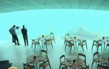 ร้านอาหารใต้น้ำแห่งแรกในยุโรป