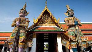 รู้จักกับ ยักษ์ 12 ตน ในวัดพระแก้ว ยักษ์เยอะที่สุดในไทย