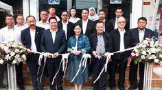'สุดารัตน์' นำทีมเพื่อไทยเปิดสาขาพรรคภาคใต้