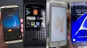 20 อันดับสมาร์ทโฟนที่ดีที่สุดในโลก จากการจัดอันดับล่าสุด