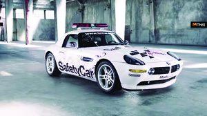 BMW ฉลองครบรอบ 20 ปี ของการได้รับตำแหน่งรถ Safety Cars ใน MotoGP