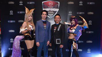 Dell Gaming Championship LOL Thailand 2019 ในโรงภาพยนตร์ Dell Gaming Esports แห่งแรกในโลก