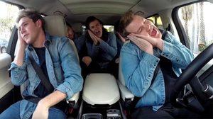 ครั้งแรกของ One Direction กับการ Carpool Karaoke