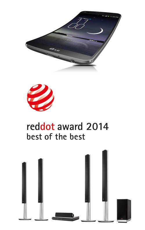 LG g flex _red_dot_design_award_500