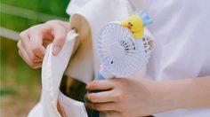พัดลมมือถือ ของติดมือหน้าร้อนที่วัยรุ่นเกาหลีต้องมี ไม่แพ้ไทย