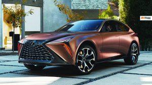 Lexus กางแผนผลิตรถ Super SUV พร้อมเผยโฉมปี 2021 ท้าชน Lamborghini Urus