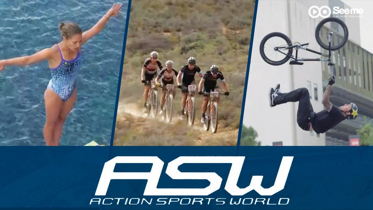 รายการ Action Sports World Season18 | EP.39 [FULL]