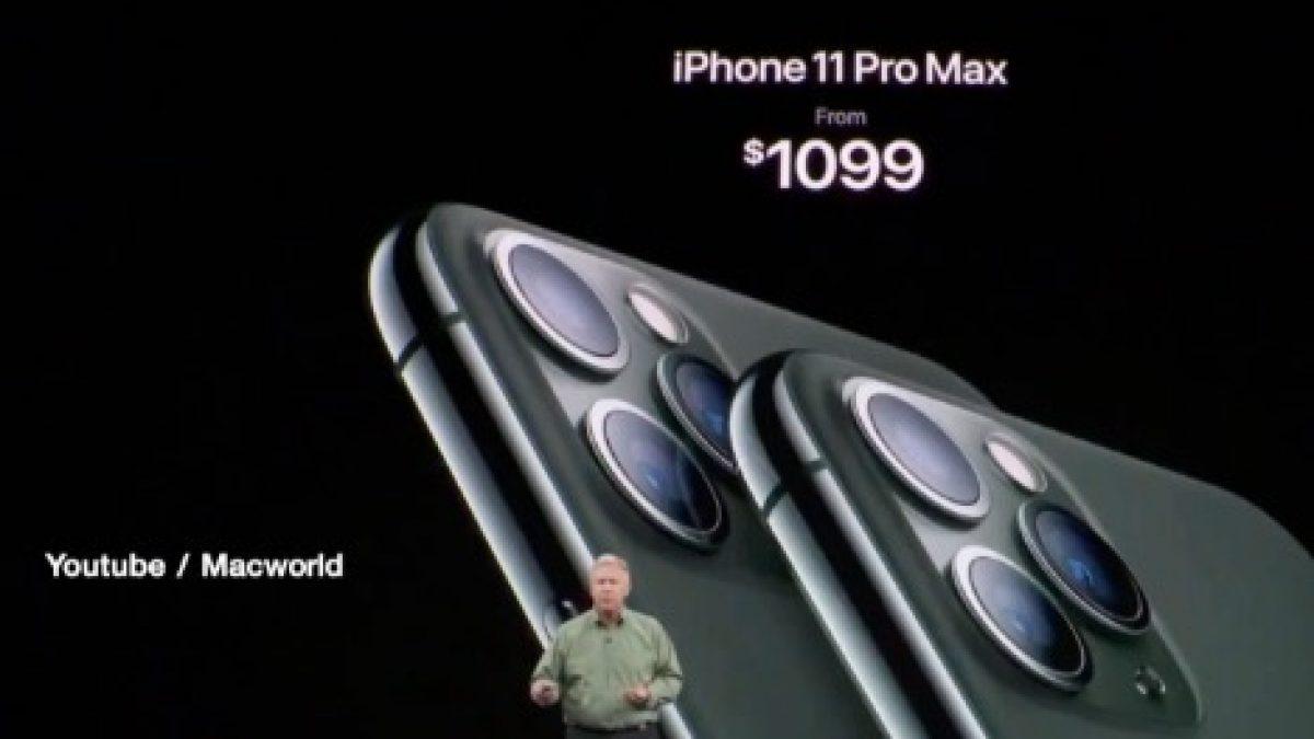 Apple เปิดตัว iPhone 11