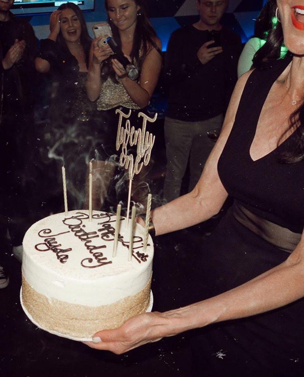 ปาร์ตี้วันเกิด เจด้า