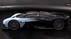 Aston Martin Valkyrie เผยภาพภายในห้องโดยสาร-ภายนอกของตัวถัง เพิ่มเติมครั้งแรก