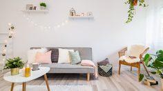 4 เทคนิค จัดห้องนั่งเล่น ให้สวยงามและน่าพักผ่อนกว่าเดิม