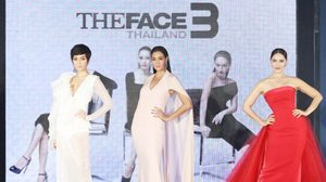 """เปิดตัว """"ลูกเกด บี มาช่า"""" เมนเทอร์ The Face Thailand 3 ทีมใครกันบ้างจ๊ะ (มีคลิป)"""