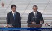 ผู้นำสหรัฐฯ เยือนเมืองฮิโรชิมาของญี่ปุ่น