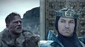 'กษัตริย์อาเธอร์' ปรากฏตัว! ในสองภาพแรกจาก King Arthur: Legend of the Sword