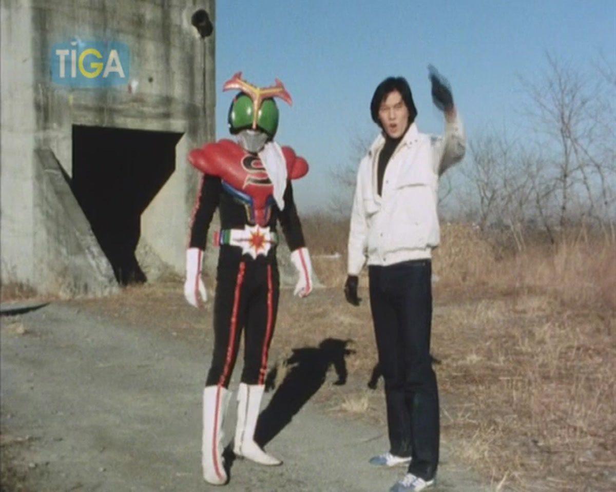 Masked Rider Skyrider ตอนที่ 20-3