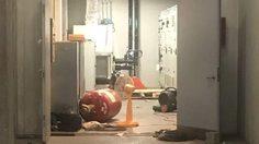 ถังสารเคมีระเบิด! ที่สนามบินสุวรรณภูมิ  พบผู้บาดเจ็บ 3 ราย