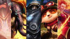 ถามหน่อย! ปีนี้คุณชอบเล่นเกมส์ MOBA ตัวไหนอยู่ ?