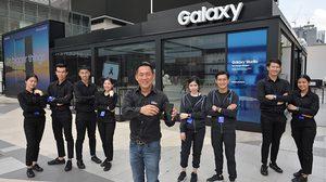Samsung Galaxy Studio โชว์เคสนวัตกรรมสุดล้ำใจกลางกรุงเทพ