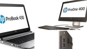 HP เปิดตัวคอมพิวเตอร์ Pro Series 3 รุ่น 3 สไตล์