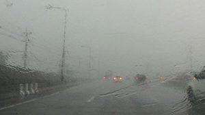 อุตุฯ ประกาศเตือน 20-23 มี.ค.นี้ อากาศร้อนปะทะพายุฝน ลมกระโชกแรง-ลูกเห็บตก