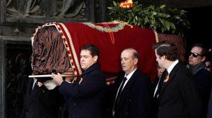 """สเปนย้ายศพ """"จอมพลฟรังโก"""" อดีตผู้นำเผด็จการ ออกจากสุสานแห่งชาติ"""