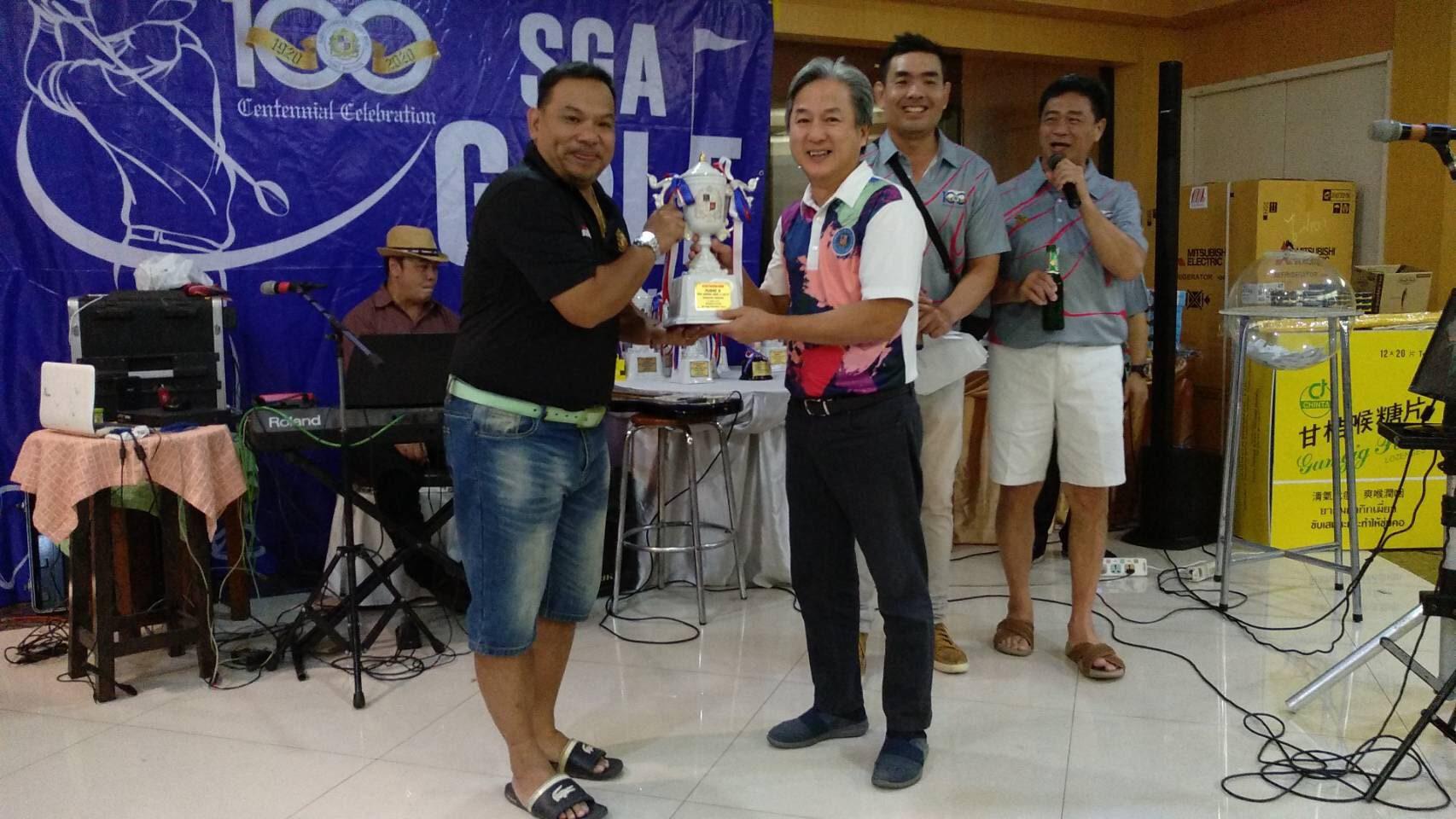 ขอแสดงความยินดีกับโดมพล เฉลิมช่วง ทีม SG 68 ที่คว้าแชมป์ ไฟล์ท D